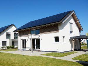 Photovoltaik Musterhauspark Wuppertal
